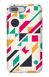 Abstract Pattern iPhone 7 Plus Case by  Magnia