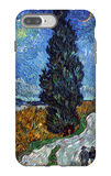 Road with Cypress and Star iPhone 7 Plus Case by Vincent van Gogh