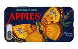 Mariposa Apple Label - San Francisco, CA iPhone 7 Plus Case by  Lantern Press