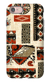 Southwest Textile II iPhone 7 Case by Nicholas Biscardi