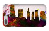 Miami City Skyline iPhone 7 Plus Case by  NaxArt
