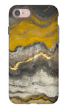 Lava Flow I iPhone 7 Case by Patricia Quintero-Pinto