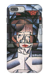 Portrait of Madame Germaine Raynal iPhone 7 Plus Case by Juan Gris