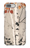 Birch Tapestry iPhone 7 Plus Case by Melissa Pluch
