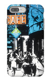 Urban Collage Street Scene iPhone 7 Plus Case by Deanna Fainelli
