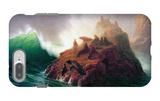 Seal Rock, California iPhone 7 Plus Case by Albert Bierstadt