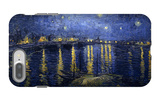 Starry Night over the Rhone iPhone 7 Plus Case by Vincent van Gogh