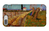 Path Through a Field with Willows iPhone 7 Plus Case by Vincent van Gogh