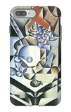Still Life with Flowers iPhone 7 Plus Case by Juan Gris