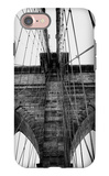 Brooklyn Bridge II iPhone 7 Case by Nicholas Biscardi