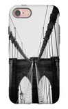 Brooklyn Bridge I iPhone 7 Case by Nicholas Biscardi
