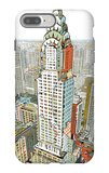 Manhattan iPhone 7 Plus Case by  HR-FM