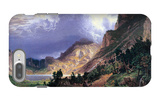 Storm in the Rockies, Mt. Rosalie iPhone 7 Plus Case by Albert Bierstadt