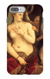 Venus in Front of the Mirror iPhone 7 Plus Case by  Titian