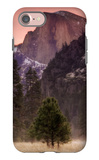 Morning Mist and Half Dome iPhone 7 Case by Vincent James