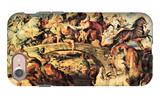 Amazon Battle iPhone 7 Case by Peter Paul Rubens