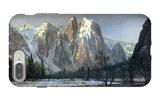 Cathedral Rocks, Yosemite iPhone 7 Plus Case by Albert Bierstadt