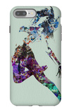 Dancer Watercolor iPhone 7 Plus Case by  NaxArt