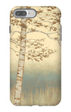 Birch Silhouette 1 iPhone 7 Plus Case by James Wiens