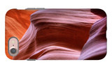 Antelope Canyon Abstract - Tri Color iPhone 7 Case by Vincent James