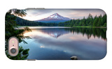 Summer Sunset at Trillium Lake, Oregon iPhone 7 Case by Vincent James