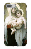 The Madonna of the Roses iPhone 7 Plus Case by William Adolphe Bouguereau
