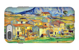 Mont Sainte-Victoire iPhone 7 Plus Case by Paul Cézanne