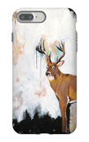 Watercolor Stag iPhone 7 Plus Case by Brooke Tangney