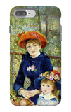 Two Sisters, or On the Terrace iPhone 7 Plus Case by Pierre-Auguste Renoir