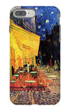 The Cafe Terrace on the Place Du Forum Arles at Night iPhone 7 Plus Case by Vincent van Gogh