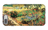Flowering Garden with Path iPhone 7 Plus Case by Vincent van Gogh