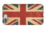 Uk Aged Flat Flag iPhone 7 Plus Case by  nazlisart