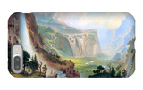 Half Dome in Yosemite iPhone 7 Plus Case by Albert Bierstadt