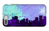 Anchorage City Skyline iPhone 7 Plus Case by  NaxArt