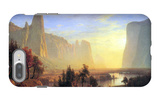 Yosemite Valley iPhone 7 Plus Case by Albert Bierstadt