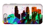Minneapolis City Skyline iPhone 7 Plus Case by  NaxArt
