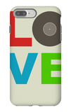 Love Poster iPhone 7 Plus Case by  NaxArt