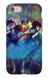 Dancers iPhone 7 Case by Edgar Degas