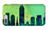 Indianapolis City Skyline iPhone 7 Plus Case by  NaxArt