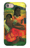 When Will You Marry iPhone 7 Case by Paul Gauguin