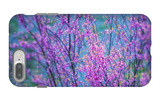 Redbud River Abstract iPhone 7 Plus Case by Vincent James