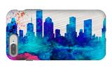 Houston City Skyline iPhone 7 Plus Case by  NaxArt
