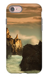 Light Splash at Big Sur iPhone 7 Case by Vincent James