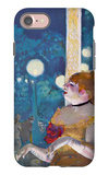 The Concert Cafe (The Song of the Dog) iPhone 7 Case by Edgar Degas