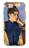 Madeleine Bernard iPhone 7 Case by Paul Gauguin