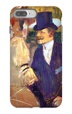 The English Man at the Moulin Rouge iPhone 7 Plus Case by Henri de Toulouse-Lautrec