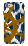 Nautical Ikat II iPhone 7 Case by Patricia Quintero-Pinto