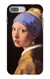 The Girl with the Pearl Earring iPhone 7 Plus Case by Jan Vermeer