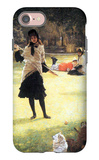 Cricket iPhone 7 Case by James Tissot