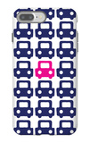 Pink Parking Lot iPhone 7 Plus Case by  Avalisa